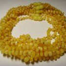 Lot 10 Wholesale Baby Genuine Butter Baltic Amber Necklaces 40,75gr. F-199