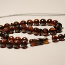 Genuine Baltic AMBER pressed Islamic 33 Prayer beads Tasbih Misbaha 29.27grB-837