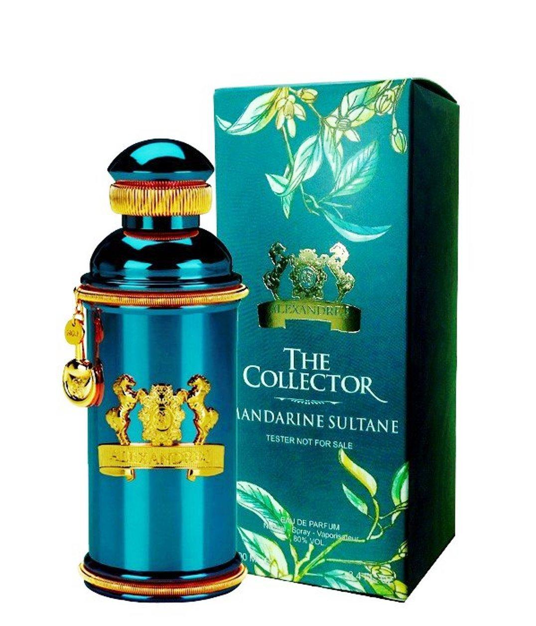 Mandarine Sultane Perfume by Alexándre J 3.4 oz / 100 ml EDP Spray for Women (3512305)