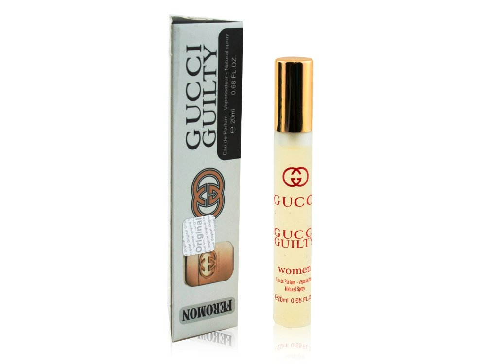 389306_Perfume with pheromones GUCCI GUILTY, 20 ml for women
