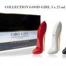 Good Girl Carolina Herrera Gift set 3 x 25 ml (3526906)