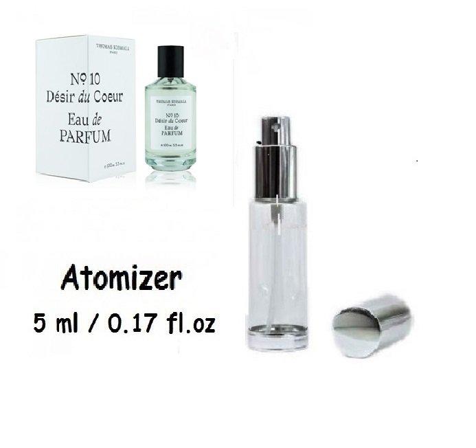 THOMAS KOSMALA NO 10 DESIR DU COEUR EDP Travel Sample Atomizer 5ml / 0.17oz (3554900)