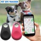 Pet Mini Gps Smart Bluetooth GPS Tracker Alarm Alarm Mini Gps Tracker for dogs Without Battery