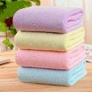 New Unisex Superfine Fiber Big Bath Towels Quick Drying Beach Towel