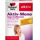 DOPPELHERZ Aktiv-Meno + Hyaluron – For Women in Menopause -30 tabs
