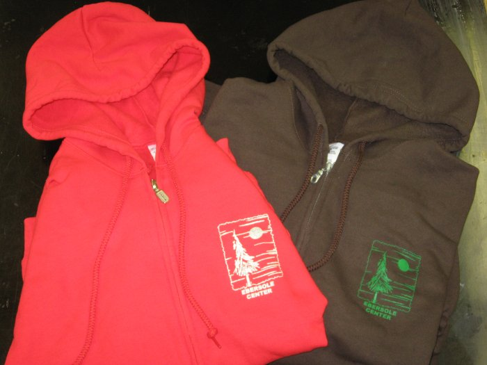 Hooded Sweatshirt (Adult Small- Adult XL)