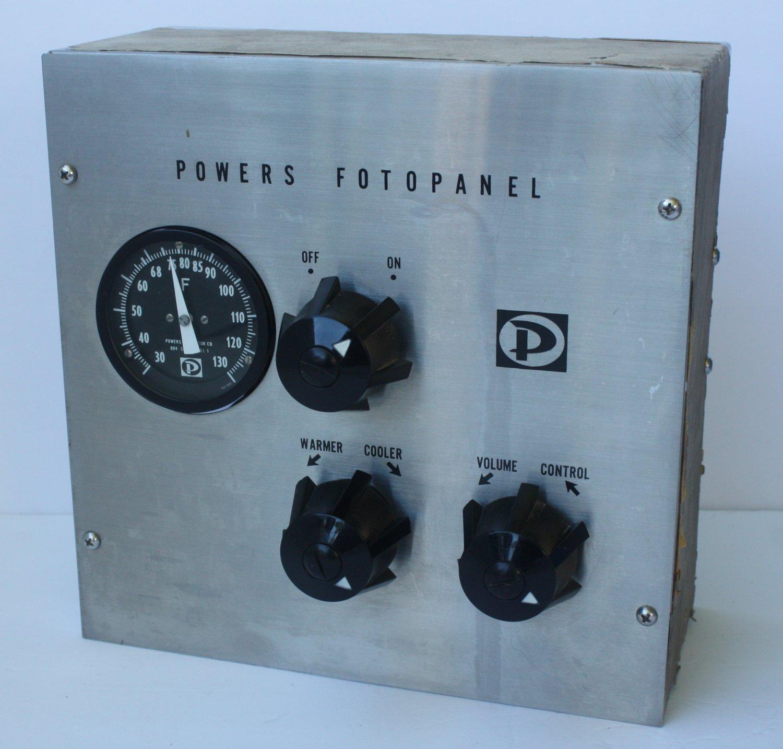 POWERS 440-1000 FOTOPANEL