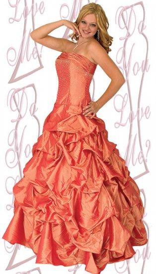 Prom Dress - PLUS Size (DYLM 1776)