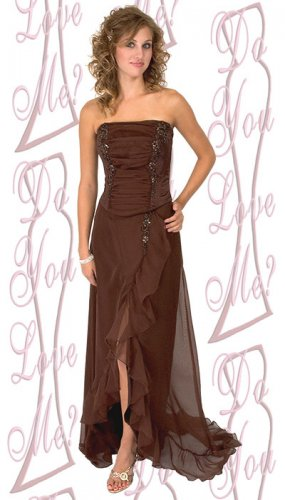 Ball Gown -Plus Size (DYLM 1811)