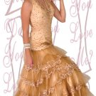 Prom Dress - PLUS Size (DYLM1782)