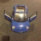 Barbie Volkswagen Beetle [Blue]
