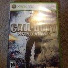 Call of Duty: World At War [Xbox 360]
