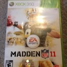 Madden 2011 - [Video Game Xbox 360]