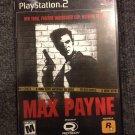 Max Payne - [Video Game Playstation 2]