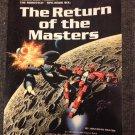 Return of the Masters - [Novel Comic]