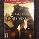 Shadow of the Collossus - [Video Game Playstation 2]