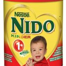 SEHATBERLIMPAH NESTLE NIDO KINDER 1+ Powdered Milk Beverage 4.85 lb / 77.6 oz / 64 Servings