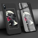 Moskado Funny Art Abstract Phone Case For iPhone Silicone Statue Soft TPU Back Cover