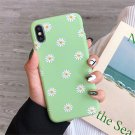 Moskado Flowers Phone Case For iPhone Chrysanthemum Floral Soft TPU Silicone Back Cover