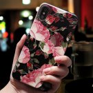 Cute 3D Flowers Phone Case For iphone Cases Cover For iphone Case Coque