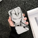 Spiderman iron Man Case For iphone Case Cover For iphone Case