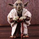 "Yoda Star Wars Action Figure 4.5"" Collectible Doll Toy"