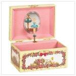 27266 Musical Jewelry Box