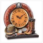 38460 Cowboy Clock