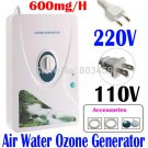 High Quality 600mg/h 220V/110V Ozone Generator Ozonator ionizer O3 Timer Purifiers Purify Air Water