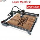 ORTUR Laser Master 2 Laser Engraving Cutting Machine 32-Bit Motherboard 15W Laser Printer CNC Router