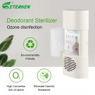 Bathroom Air Freshener Home Air Ozone Generator Small Air Purifier For Home Deodorize