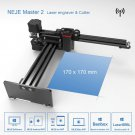 NEJE Master 2 7W High Speed CNC Laser Engraver Wifi APP Benbox GRBL1.1f  LaserGRBL MEMS Protection