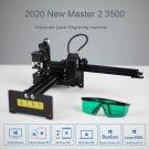 NEJE Master 2 3500mW High Speed CNC Laser Engraver Wifi Benbox GRBL1.1f  LaserGRBL MEMS Protection