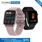 TICWRIS GTS Smart Watch With Body Temperature Waterproof Heart Rate Sleep Monitor Fitness Tracker
