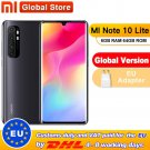 Global Version Xiaomi Mi Note 10 Lite 6GB/64GB Snapdragon 730G Octa Core 64MP Quad Camera 5260m 30W