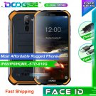 "Doogee S40 Lite Rugged Mobile Phone 2GB 16GB Quad Core 5.5"" 4650mAh 8.0MP Face ID Fingerprint ID"