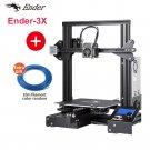 Creality 3D Ender-3X 3D Printer KIT Hotbed Engraving Machine Large Print Area Power Resume Power