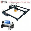 Ortur Laser Master 2 Pro + YRR Module Laser Engraver 10000mm/min 24V/2A Laser Machine