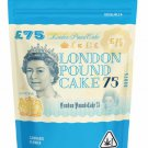 Mylar Cookies 3.5g London Pound Cake (25 Bags) Ziplock Smell Proof