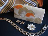 Vintage Gold Clutch Collection