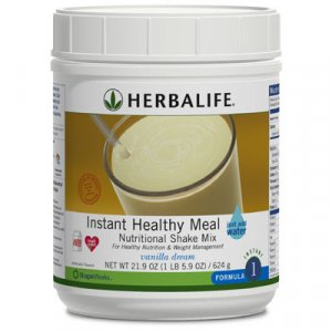 Herbalife Vanilla Dream Formula 1 Instant Nutritional Shake Mix