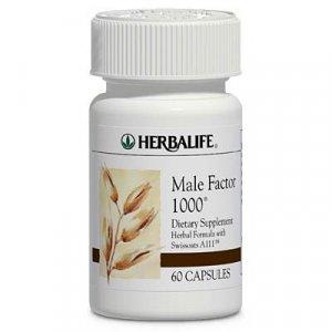 Herbalife Male Factor 1000