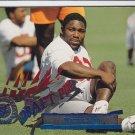 Warren Sapp Rookie Card 1995 STADIUM CLUB #D225