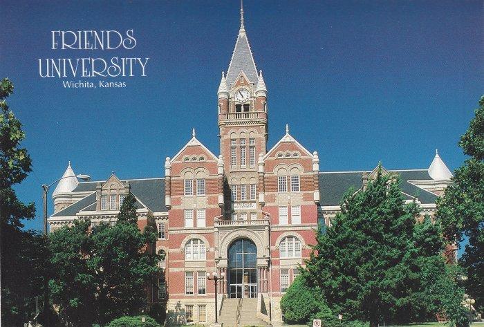 Friends University - Davis Admin Bldg.  Wichita, KS