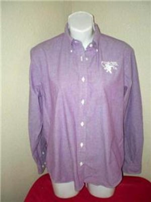 Lavender Western Shirt by Cowgirl & Co