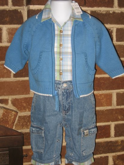 Children's Place 3 piece outfit New