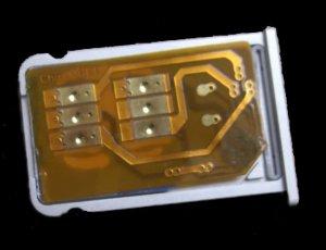 turboSIM iphone  universal unlocker