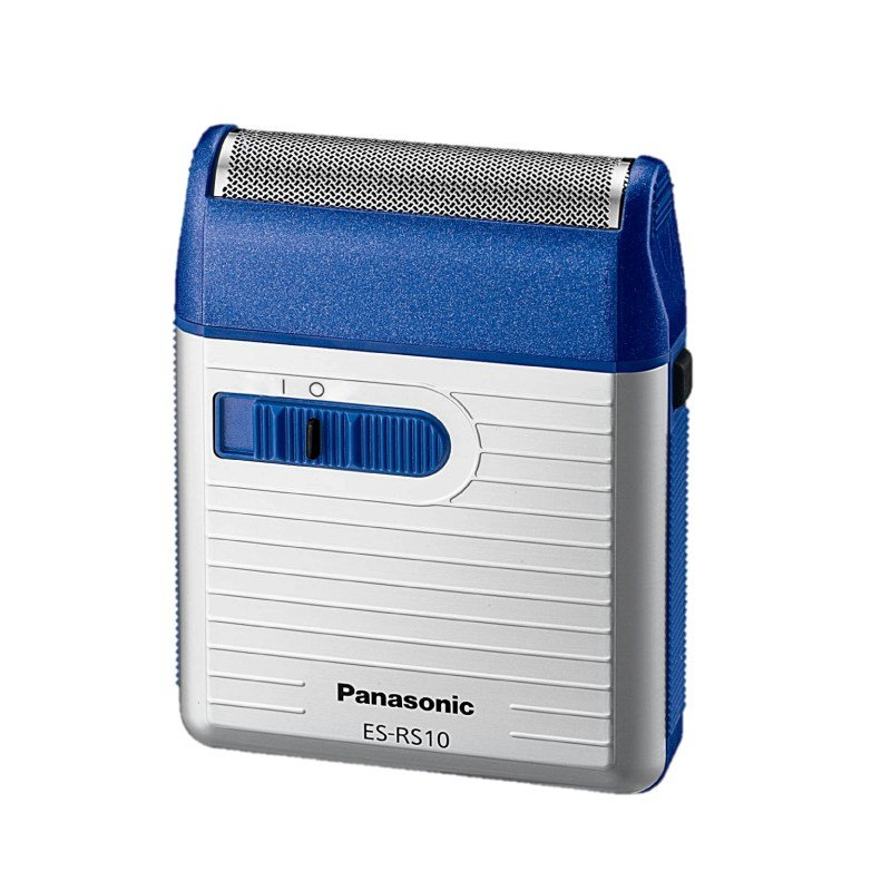 Panasonic ES-RS10 Battery Operated Shaver - Blue #16144