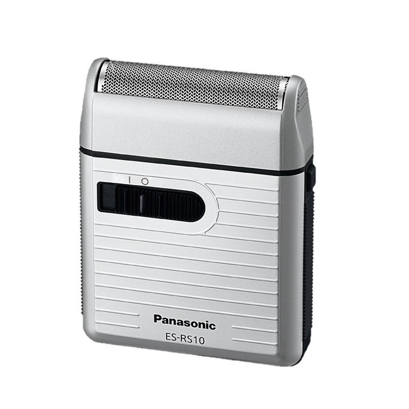 Panasonic ES-RS10 Battery Operated Shaver - Silver #16146