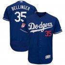 Youth Dodgers 35 Cody Bellinger Royal 2019 Spring Training Flexbase Jersey
